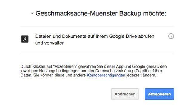 UpdraftPlus-Backup-Wordpress-google-Drive-deutsche-Anleitung-12