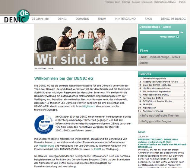 Screenshot-Denic