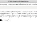 Papoo-TinyMCE-Javascript-CDATA2