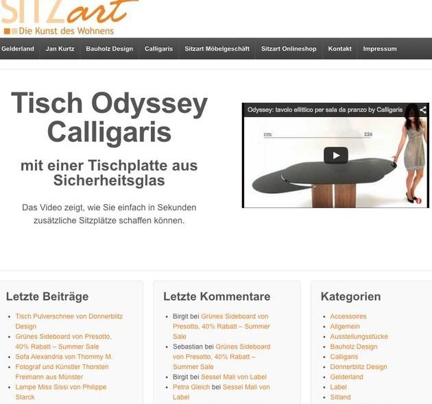 Referenz-Designermoebel-Sitzart